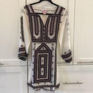 Calypso Jumana Silk Tunic Dress
